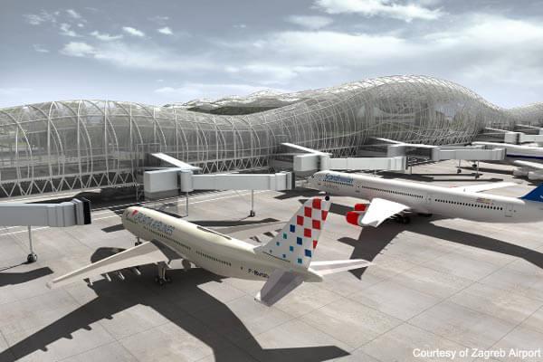 Kroatian lentokenttä - Fincro.fi