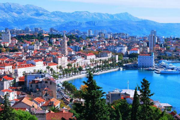 Split, Kroatia - Fincro.fi