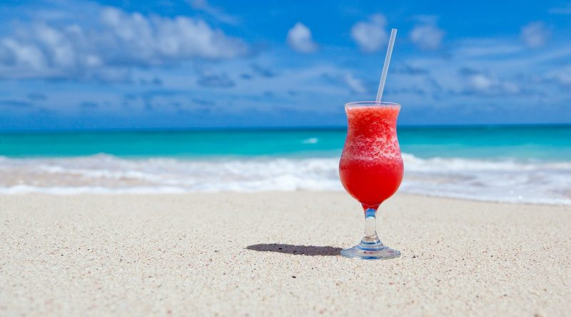 Yksin matkustaminen ulkomaille - Drinkki